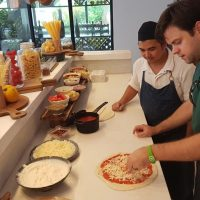 learn new cooking skills on a cooking vacation