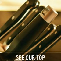 Looking for a knife block set? Check out our these top recommendations by On the Sharp Side.