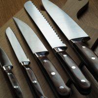 German kitchen knives