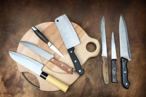 how often should you sharpen your kitchen knives